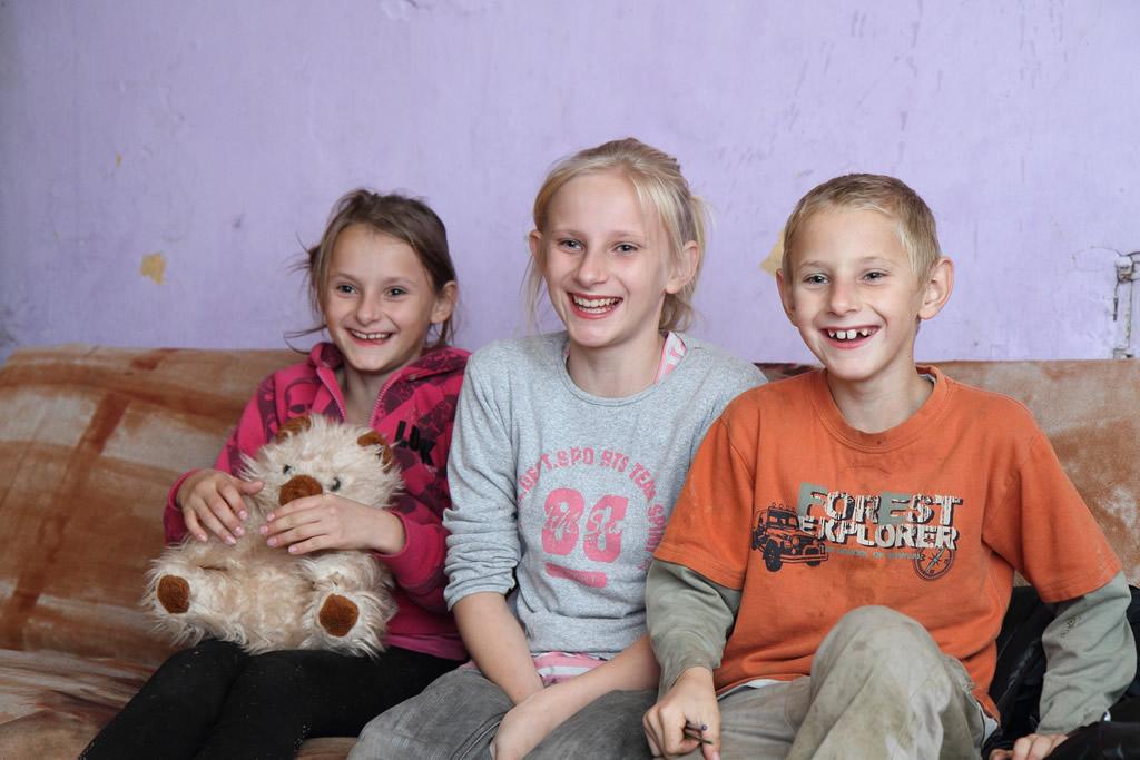 Poznajmy rodzinę Państwa Gliwińskich z Czaryża