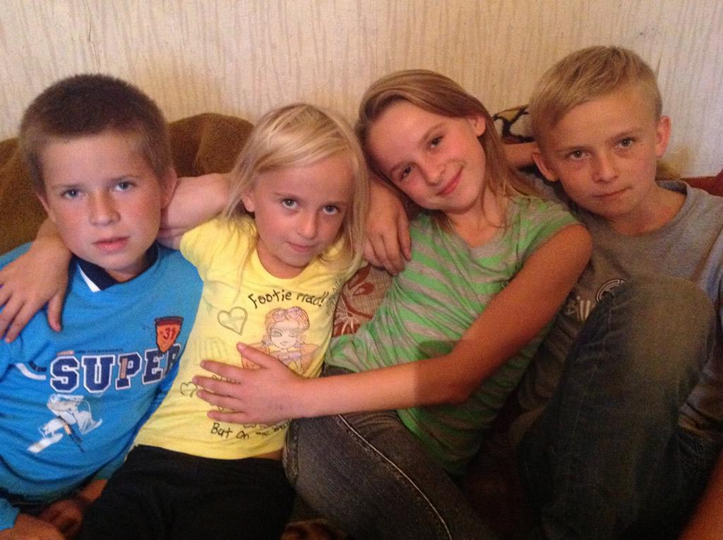 Poznajmy rodzinę Pani Jadwigi z Łachowa.
