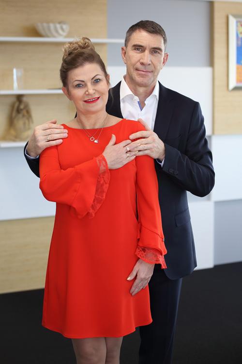 Małgorzata i Bogusław Wypychewiczowie